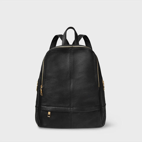 The Lovely Things UK Vegan Backpack black