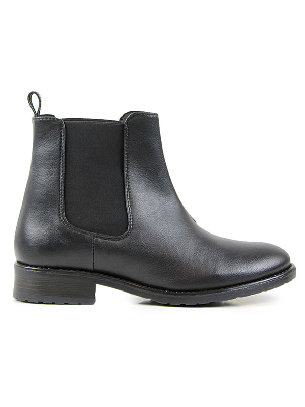 Will's Wills London vegan shoes boots black Chelsea Australia Australia