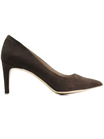 Will's Vegan Smart Courts Brown Faux Suede