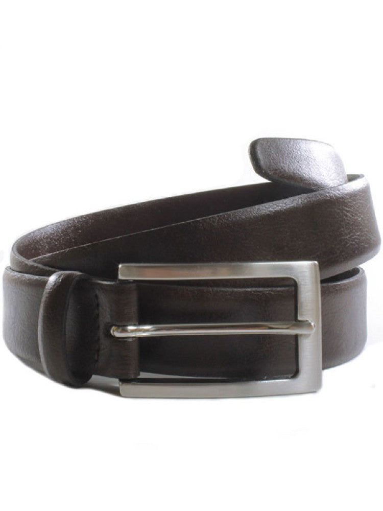 Will's 3cm Men's Belt Dark Brown
