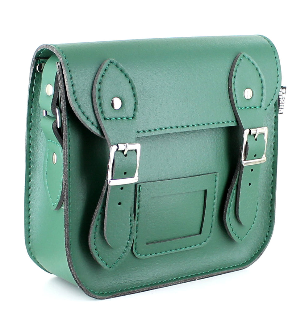 vegan cruelty free bag handbag Vegetarian Shoes mini satchel green Australia