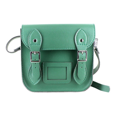Vegetarian Shoes Vegan Mini Satchel Green