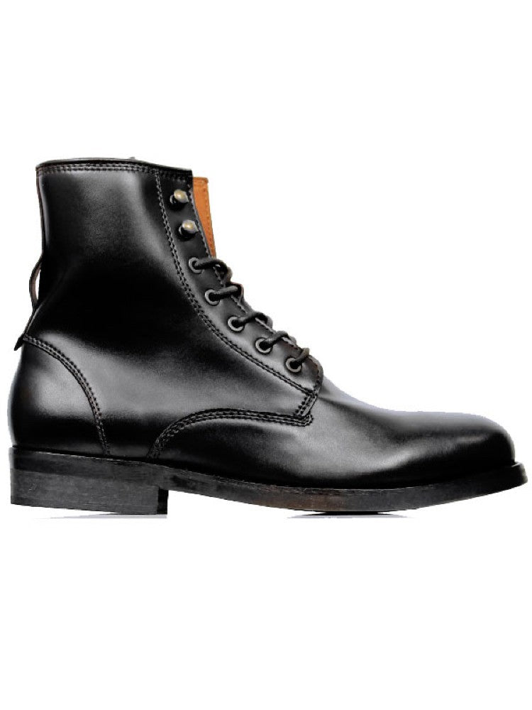 Will's Vegan Strider Boots Black