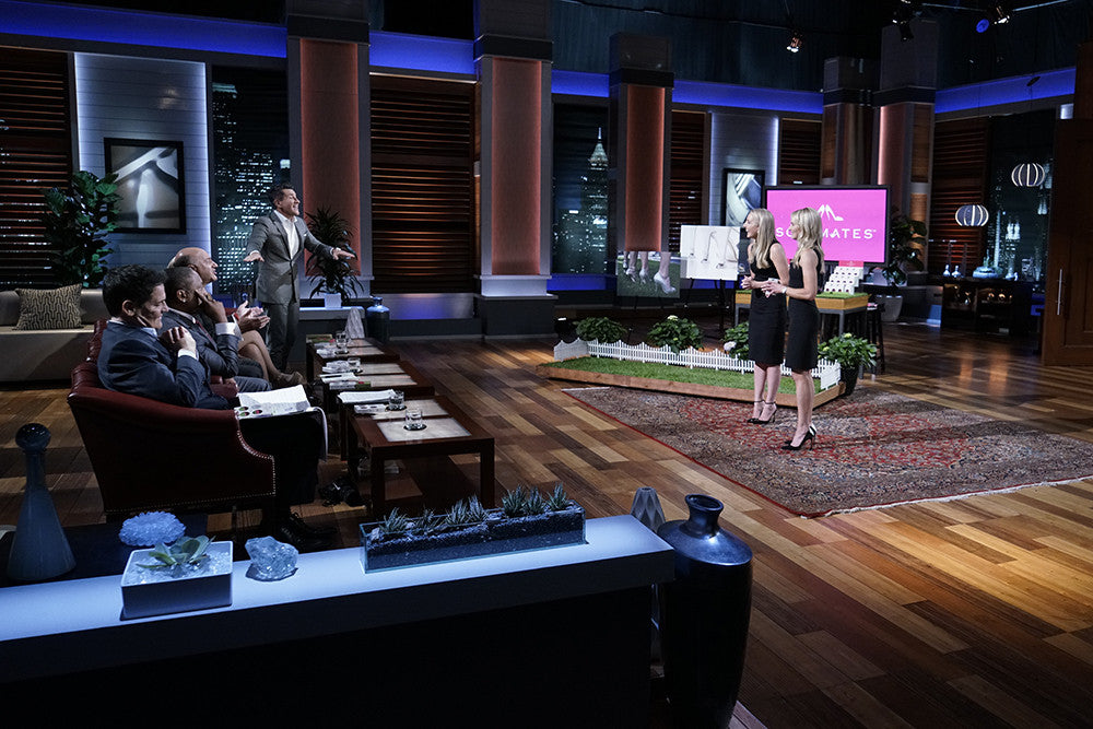 Top 5 Reasons to Watch Solemates on Shark Tank