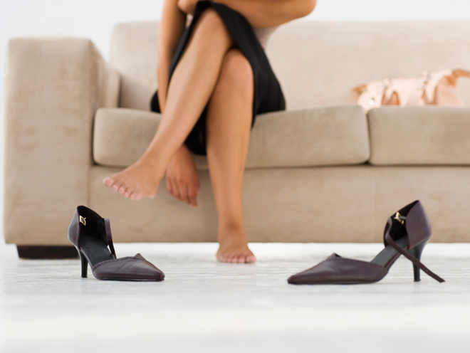 How to Prevent and Eliminate Odor in High Heels and Shoes