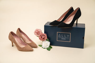 Founder Feature: ALLY Shoes