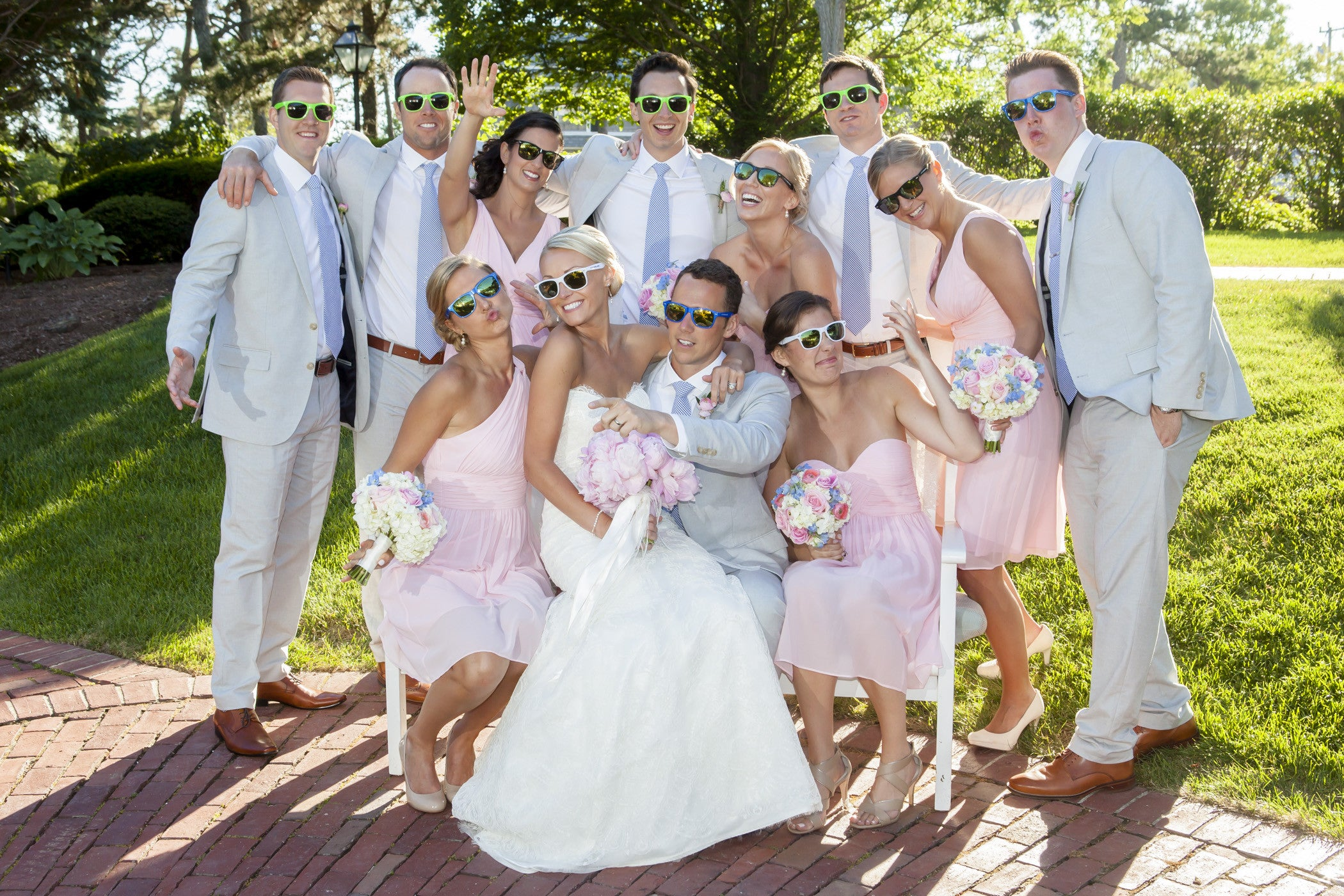 5 Things to Consider When Choosing Your Bridal Party