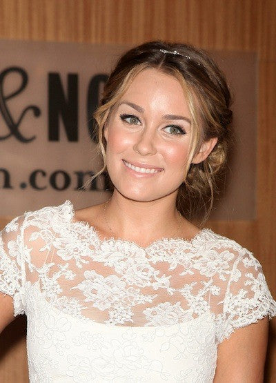 Lauren Conrad Gets Married and She Wears Solemates!!