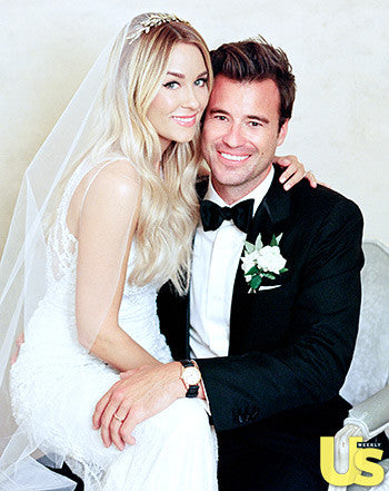 Lauren Conrad Talks About How She Picked Her Wedding Dress