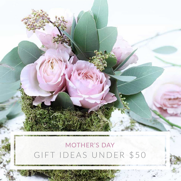 Mother's Day: Gift Ideas under $50