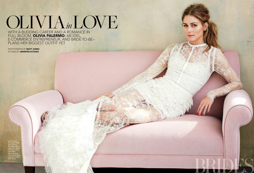 How To Steal Olivia Palermo's Style For Your Wedding