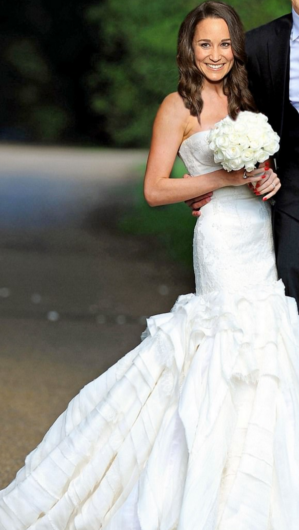 Pippa Middleton's Wedding: what we can divulge!