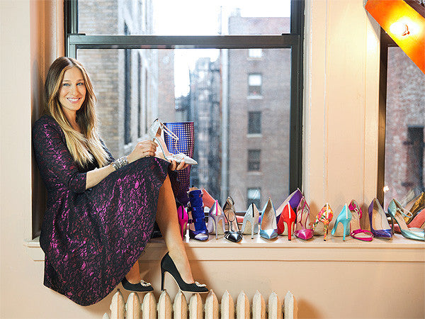 You Will Love Sarah Jessica Parker's New Shoe Collaboration!
