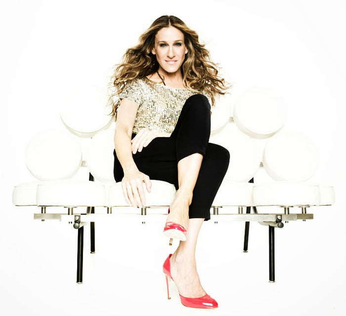 Sarah Jessica Parker's Shoe Line Is Finally Here!!