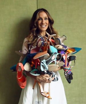 Sarah Jessica Parker Has Announced Her Shoe Tour!