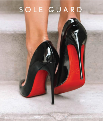 Baring Our Sole. Meet the Sole Guard.