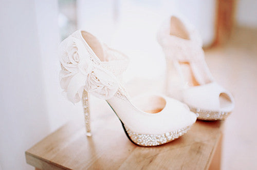 How To Find The Perfect Pair of Wedding Shoes