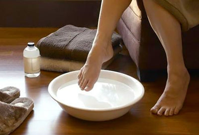 How to Get a Salon Quality Home Pedicure for Sexy Summer Feet