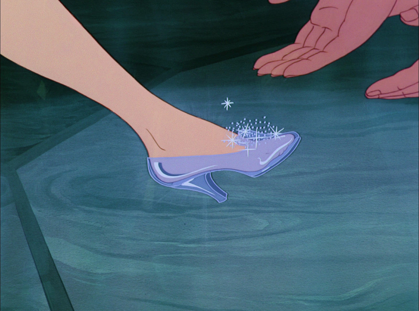 Now You Can Have Shoes Just Like Cinderella!