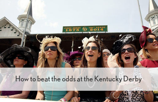 How to beat the odds at the Kentucky Derby