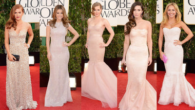 6 of the Best Golden Globes Dresses Ever