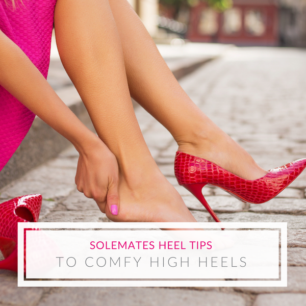 How to Make High Heels More Comfortable to Wear