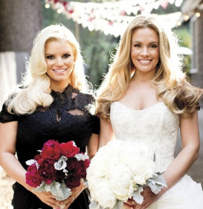 6 Gorgeous Celebrity Bridesmaids