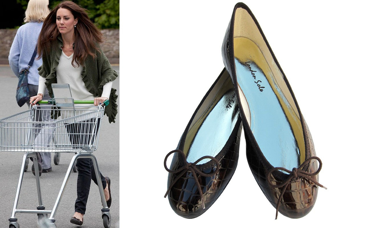 6 of Kate Middleton's Best Shoe Looks
