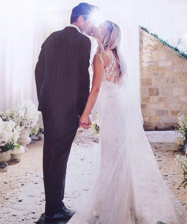 Lauren Conrad Reveals Her Wedding Survival Guide (Which Includes Solemates!!)