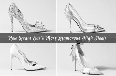 Step into the Most Glamorous High Heels of New Years 2017
