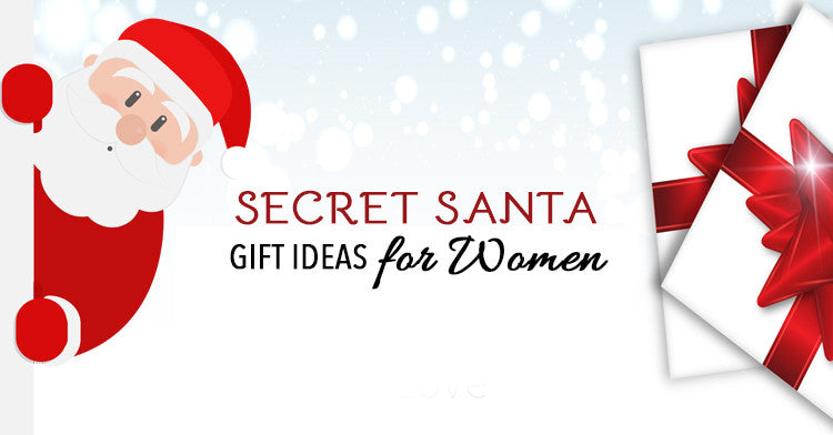 The Perfect Secret Santa Gifts for Women, Girlfriends or Female Coworkers!