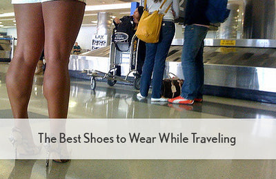 The Best Shoes to Wear While Traveling