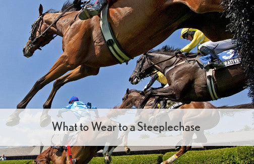 What to Wear to a Steeplechase