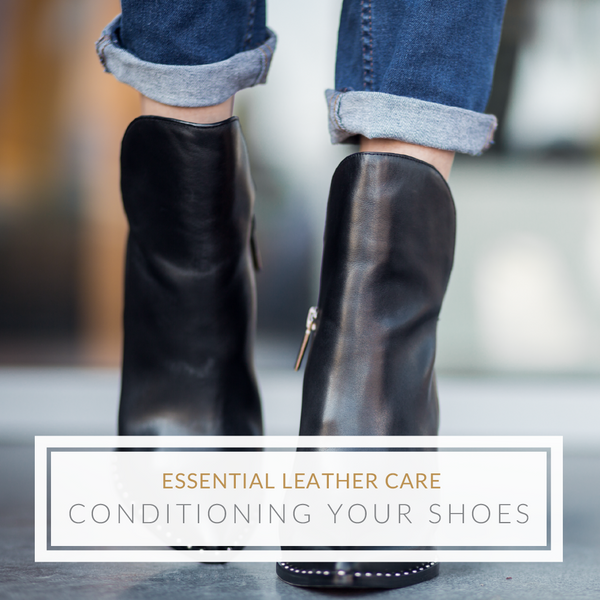 Conditioning Your Leather High Heels and Boots
