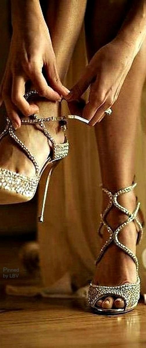 high heels for party