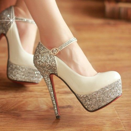 sparkly heels for new years eve