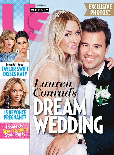 Lauren Conrad Us magazine