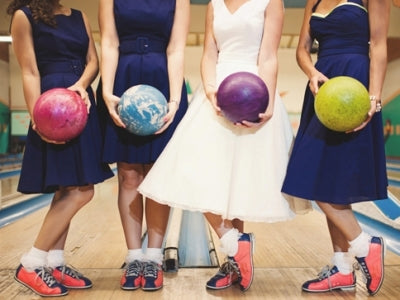 bridal party bowling