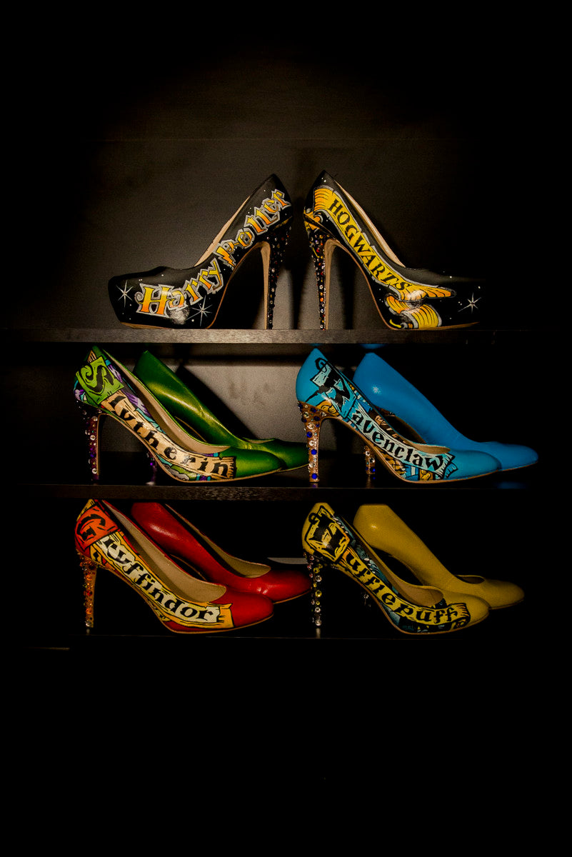 Harry Potter Heels