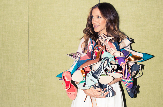 SJP heel collection
