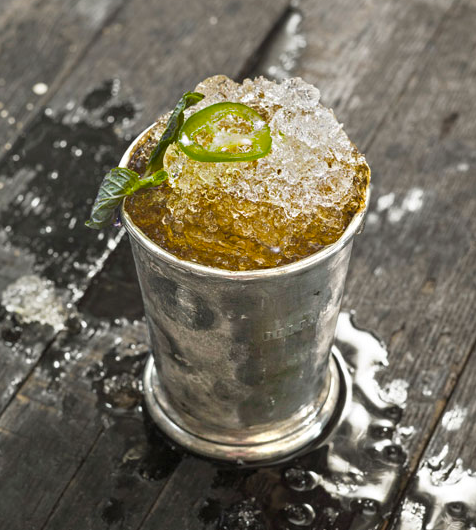 Jalapeno Cocktail
