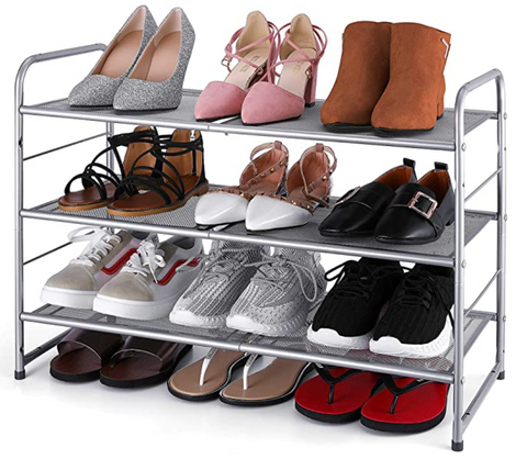 Shoe Floor Rack