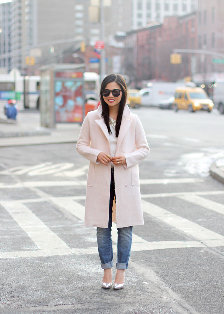 Fall Fashion in the City