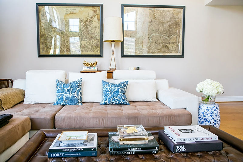 louise roe townhouse tour