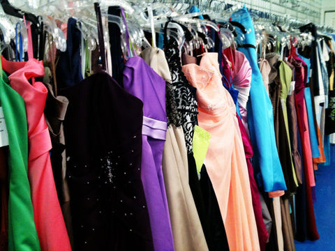 5 Prom Dress Destinations | Solemates