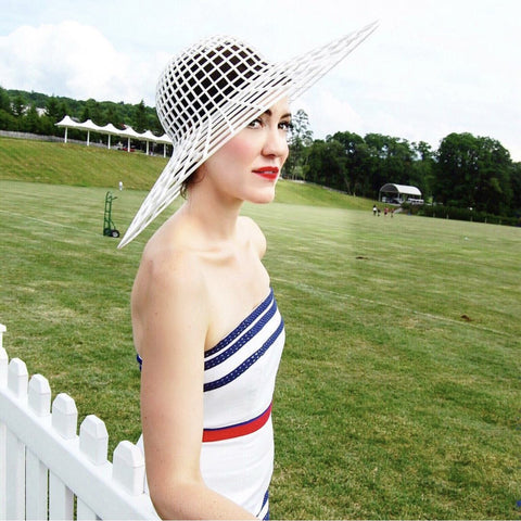 Polo Hat Derby Style