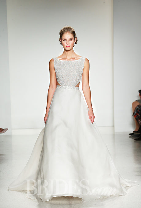 ane barge wedding dress fall
