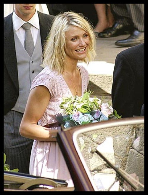 Cameron Diaz Bridesmaid