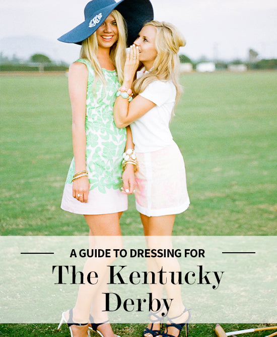 7e34a26294 A Do s and Dont s List for Dressing for The Kentucky Derby