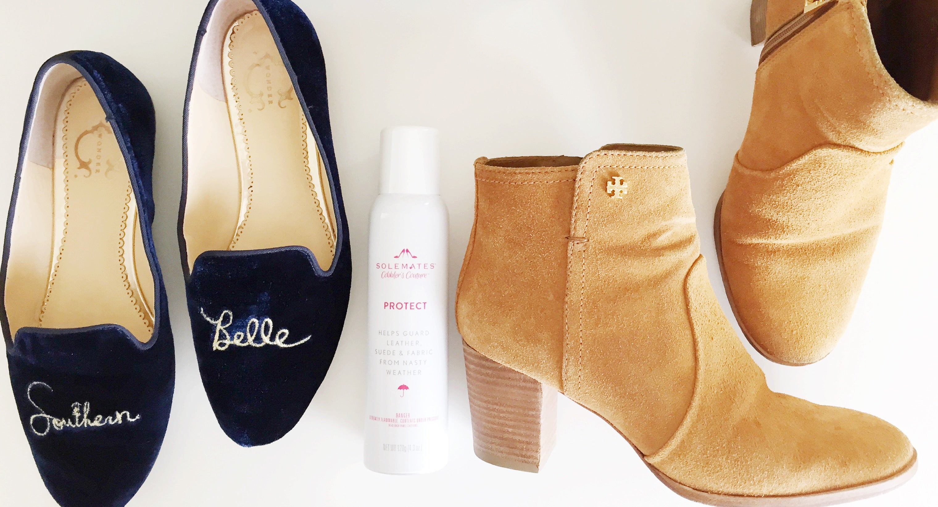 Southern Belle Slippers Protect and Boots